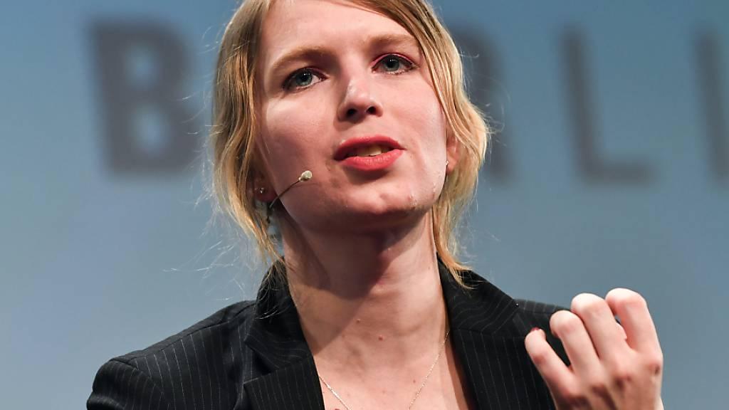US- Gericht ordnet Freilassung von Chelsea Manning an