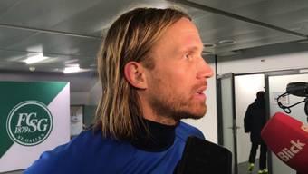 """Michael Lang nach der Niederlage gegen St. Gallen: """"Diese Krise fühlt sich ganz schlimm an"""""""