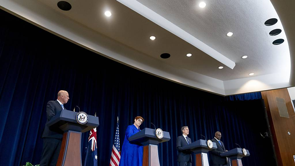 Aussenministertreffen mit USA und Frankreich geplatzt