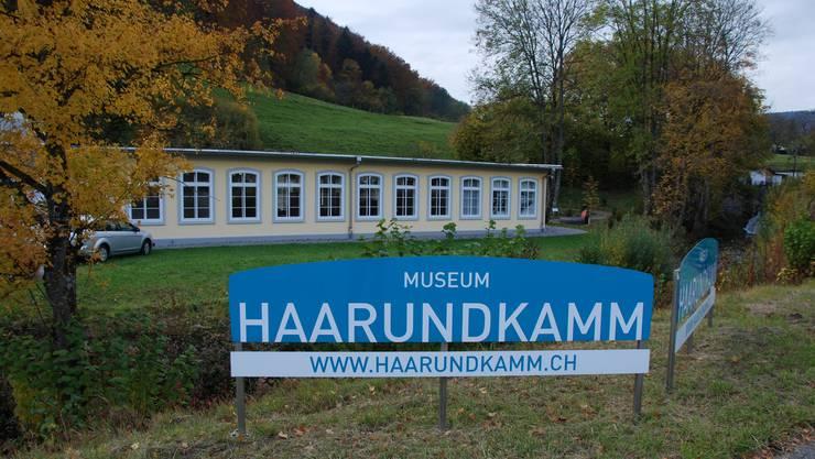 Im Museum Haarundkamm gibt es eine Präsentation zu «Zero Waste». (Archivbild)