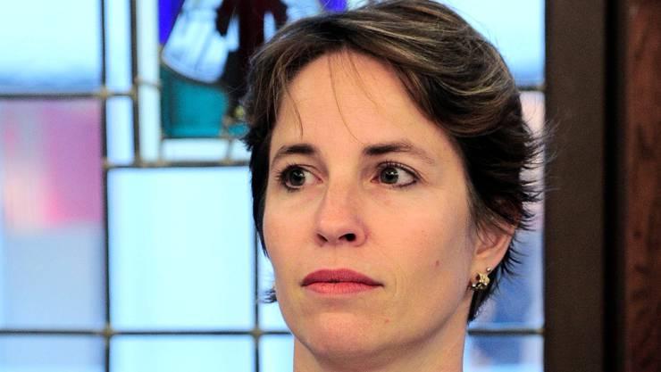 Miriam Blocher: Die Familie besitzt 2 bis 3 Milliarden Franken.  KN