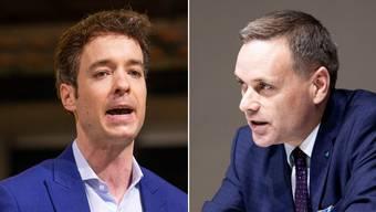Adrian Schoop kritisiert Gesundheitsdirektor Jean-Pierre Gallati.