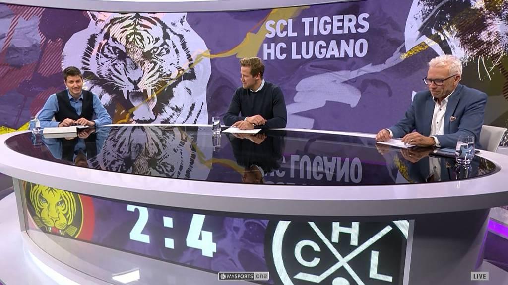 Der Back Check: HC Ambri-Piotta - SCL Tigers