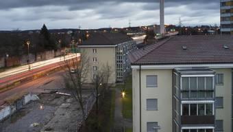Städte müssen viel dichter werden, sagt Sibylle Wälty, Doktorandin am ETH Wohnforum. Im Bild: Zürich Schwamendingen.