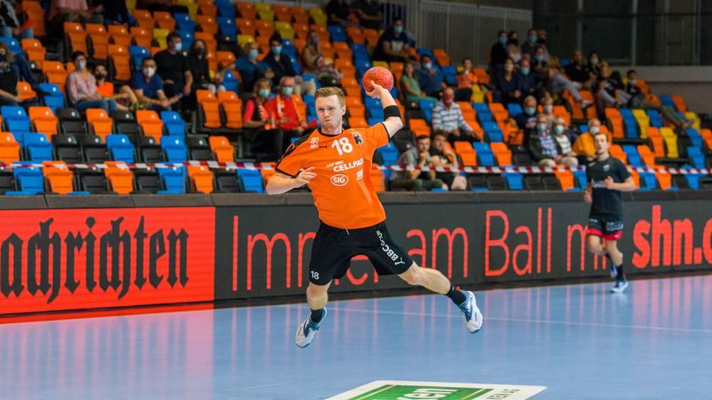 Kadetten Schaffhausen ©Schweizerischer Handball-Verband