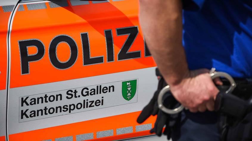 Gefährliches Überholmanöver im Toggenburg