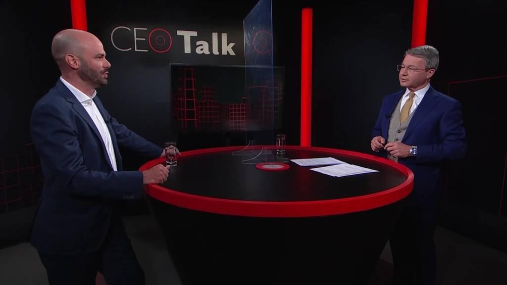 «CEO Talk» mit Urs Vögeli von Janssen Schweiz