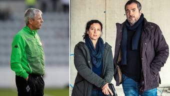 Der Trainer von Borussia Mönchengladbach war ein potentieller Tatverdächtiger von Flückiger und Ritschard (Gubser und Meyer)