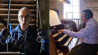 Duett Orgel und Glockenspiel