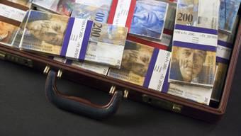 Gustav Jobstmann versuchte die Schweizer Grossbank UBS zur Zahlung von 170 Milliarden Franken zu bewegen. (Symbolbild)
