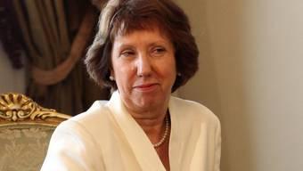 Catherine Ashton in Ägypten
