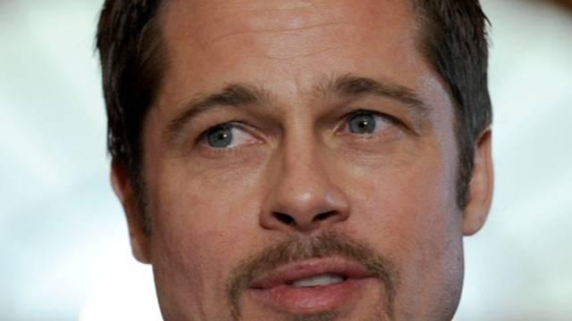 Schauspieler Brad Pitt (Archiv)