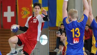 Die Schweizer Handball U20-Nationalmannschaft qualifiziert sich für die EM-Endrunde