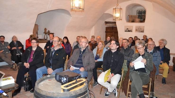 Im 50. Jubiläumsjahr versammelte sich der NVVO auf Schloss Neu-Bechburg zur Generalversammlung.