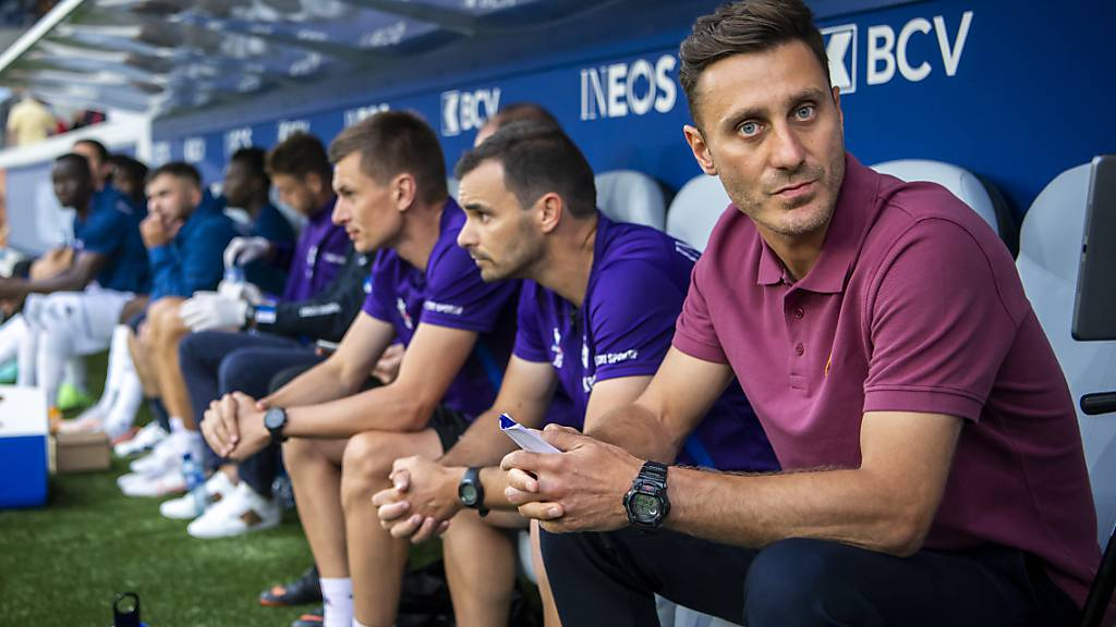 Neuer Stürmer für Lausanne-Sport