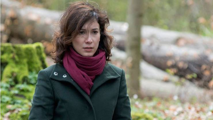 Borowskis Partnerin Brandt (Sibel Kekilli).