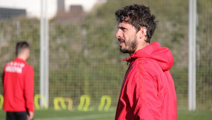 Fällt verletzt aus: Juan Pablo Garat.