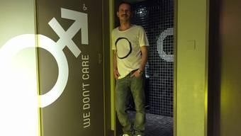 Unisex-Toiletten in Zürcher Restaurant