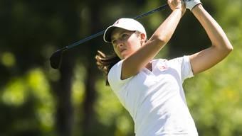 Albane Valenzuela ist die grosse Hoffnung im Schweizer Golfsport