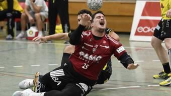 Stevan Kurbalija, hier im Spiel gegen St. Otmar St. Gallen, erzielte gegen Bern den Siegtreffer.
