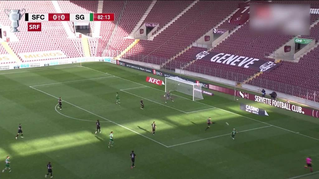 Fussball-Märchen: FC St.Gallen greift nach 2. Cup-Titel
