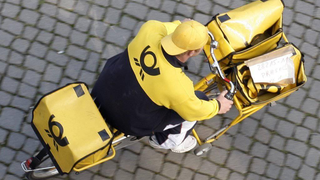 Deutsche-Post-Chef will Datenbrillen für Briefträger