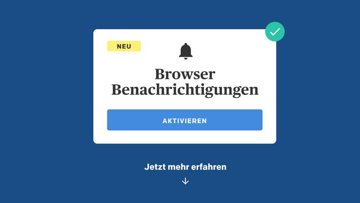 Browser Benachrichtigungen