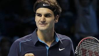 So fegte Federer Nadal vom Platz