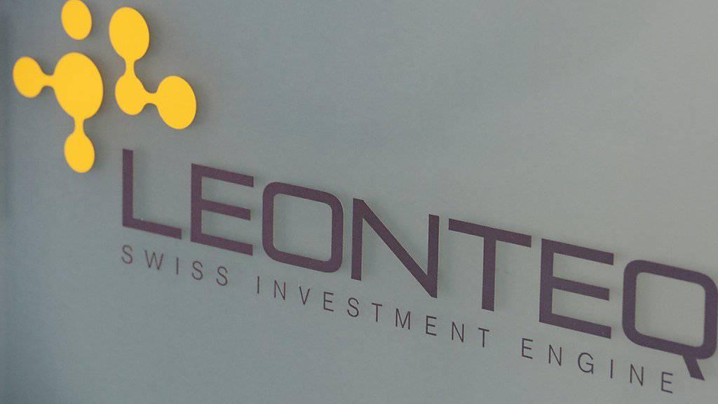 Schwieriges Marktumfeld: Das Fintech-Unternehmen Leonteq musste im ersten Halbjahr einen leichten Gewinnrückgang hinnehmen. (Archivbild)