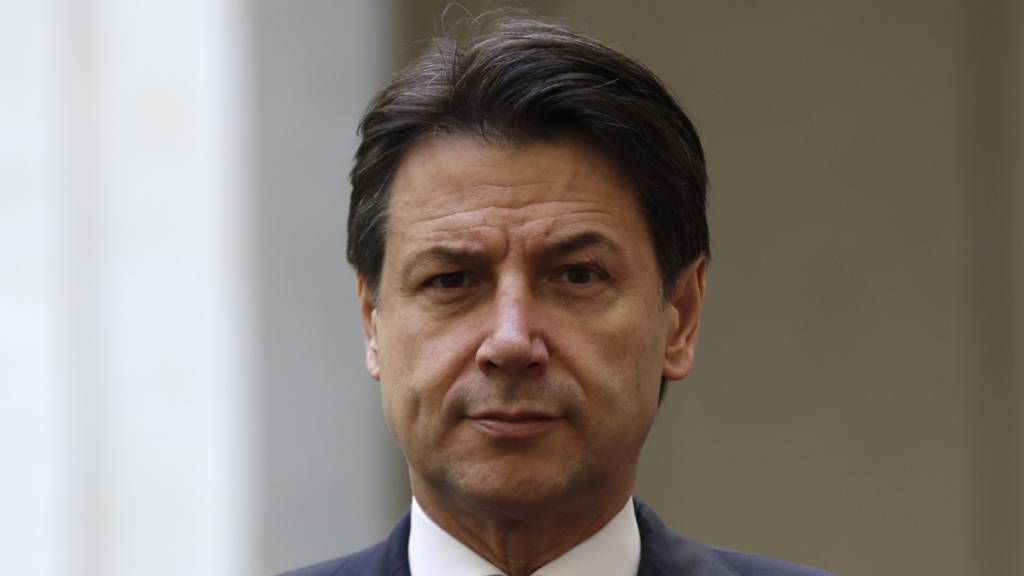 Italien in der Regierungskrise - Conte muss erste Hürde nehmen
