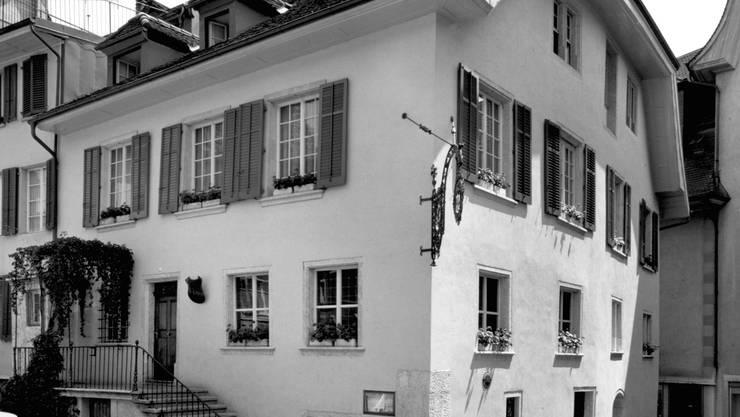 Das ehemalige «Misteli-Gasche», heute «Anacapri». zvg