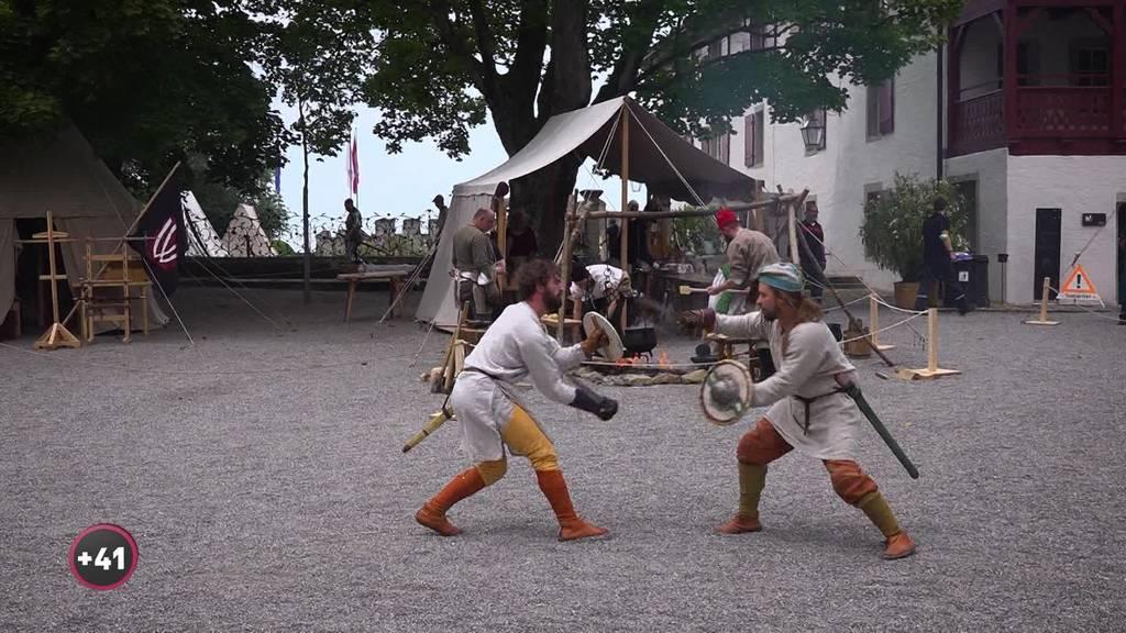 Ritterspiele, Unterhosen und Co. – Eine Zeitreise ins 12. Jahrhundert