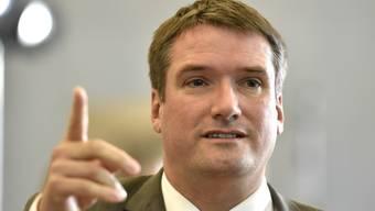 Christian Levrat will sich zu einem möglichen wilden Kandidaten nicht äussern.