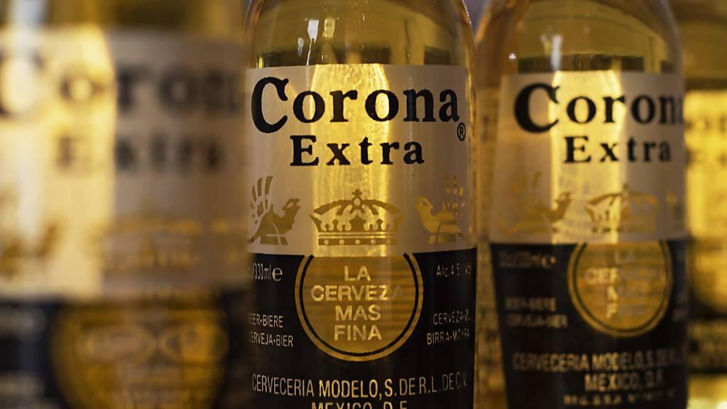 Auch die Produktion des mexikanischen Corona-Biers ist ein Opfer der Coronakrise geworden. (Archivbild)