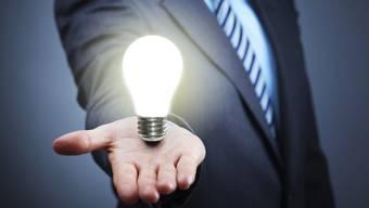 In den vergangenen 14 Jahren ging Aargauer Unternehmen wohl unzählige Male ein Licht auf – patentiert wurden aber nur 6000 der neuen Ideen und Erfindungen.