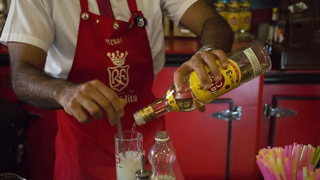 Pernod Ricard übertrifft Vorkrisenniveau und will weiter wachsen