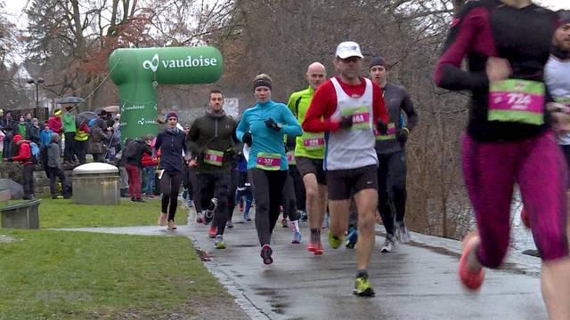 "Über 800 Leute bei ""Run & Walk Bern"" am Start"