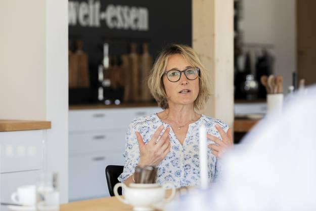 """Susanne Hochuli: """"Als Regierungsrätin würde ich heute nicht mehr so kritisiert wie zu meiner Zeit."""""""