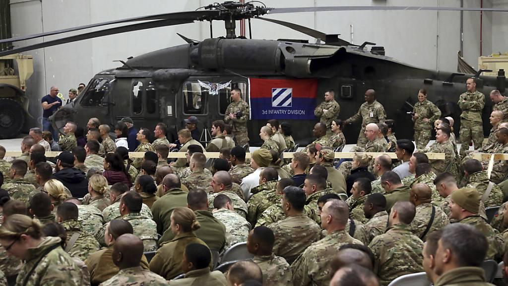 US-General Miller: Truppenabzug aus Afghanistan faktisch eingeleitet