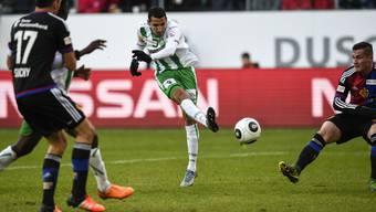 St. Gallen - FC Basel