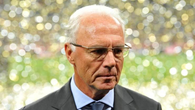 Franz Beckenbauer hat vor der WM-Vergabe 2006 zehn Millionen Franken nach Katar überwiesen.