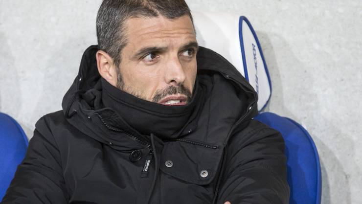 Fabio Celestini steht unter Druck