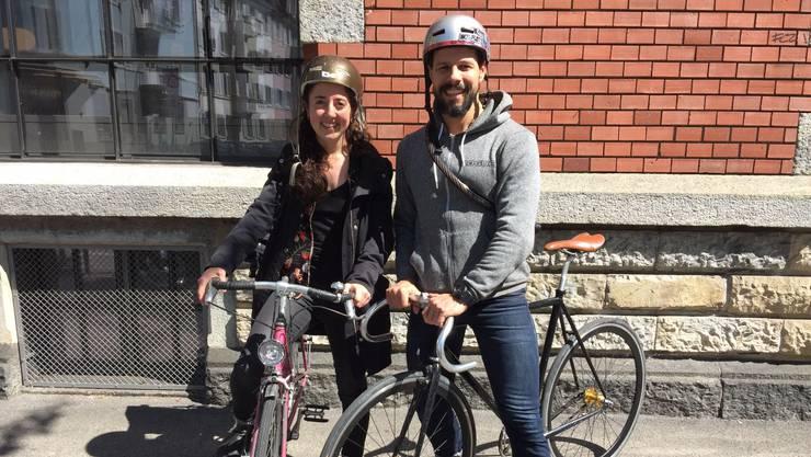 Seraina Manser von bikeable.ch