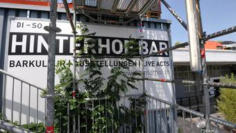 Der «Hinterhof» in Basel ist längst zum kulturellen Fixpunkt in Basel geworden