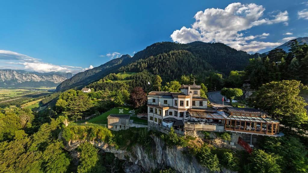 Grand Resort sucht Käufer für Märchenschloss in Pfäfers