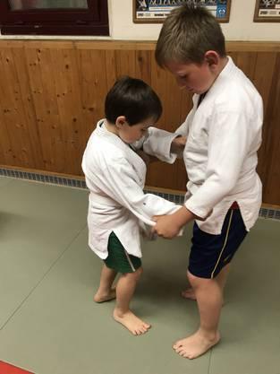 Erlebnis Karate