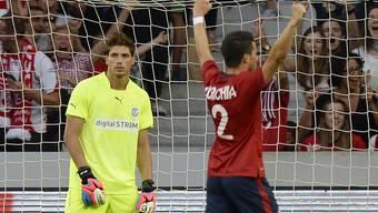 1:1 gegen Lille – für GC ist die Champions League vorbei