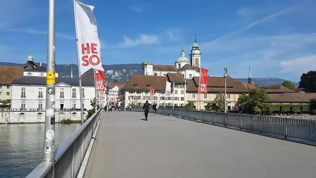 Eröffnungszeremoniell HESO 2017