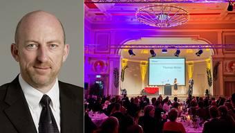 Die Jury des Medienpreises AG/SO setzt sich zusammen aus verschiedenen Fachjurys. Und Hans Schneeberger ist der neue Jurypräsident. (Archiv)