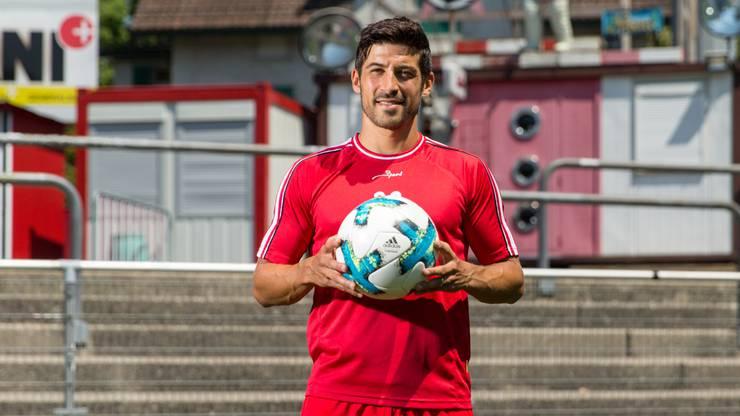 Mit dem FC Winterthur trifft er im Cup-Achtelfinal auf den FC Basel.